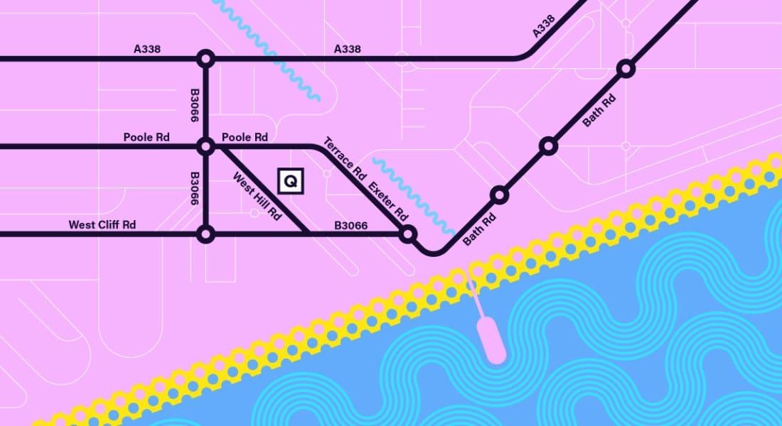 quantum-map
